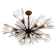 Sixties Twig Pendant Chandelier