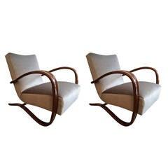 "Pair of Thonet ""Halabla"" Chairs"