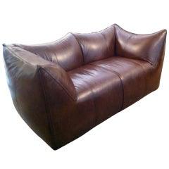 """Mario Bellini  Leather """"Le Bambole"""" Sofa"""