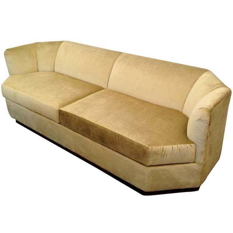 Selig prisma 70 39 s sofa at 1stdibs for Sofa 1 70 breit