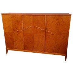 Swedish Art Deco Cabinet