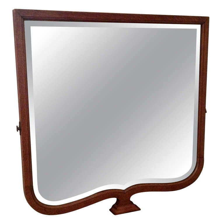 Scottish Arts and Crafts Mirror