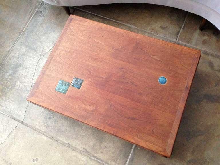 Dunbar Natzler Coffee Table For Sale 1