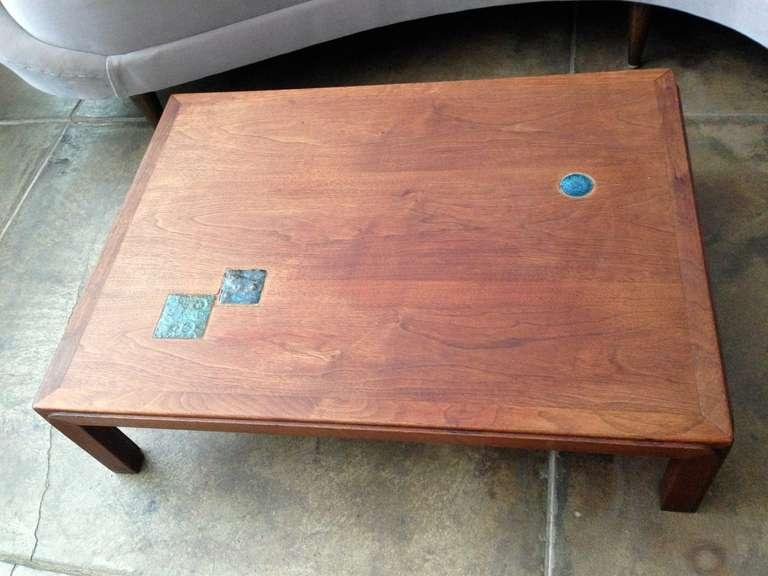 Dunbar Natzler Coffee Table For Sale 2
