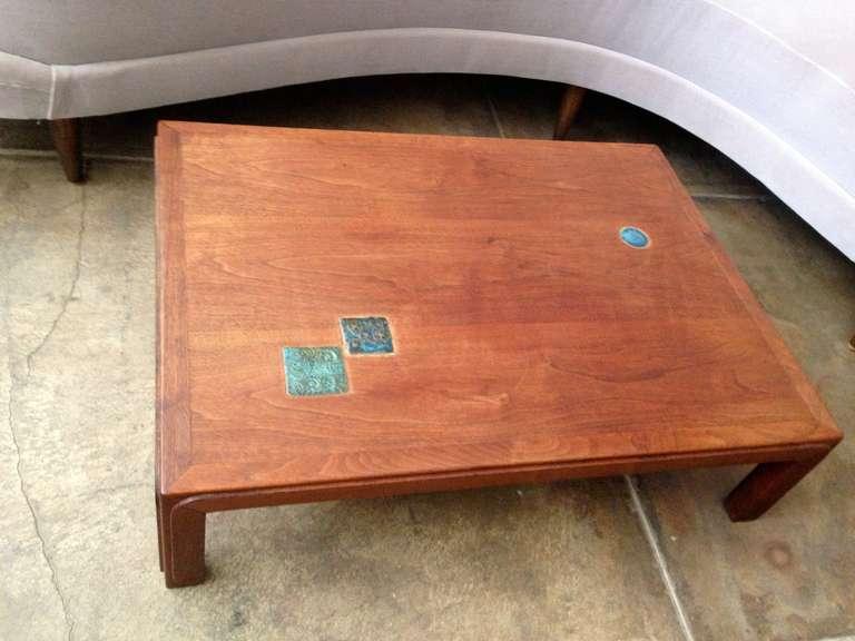 Dunbar Natzler Coffee Table For Sale 3
