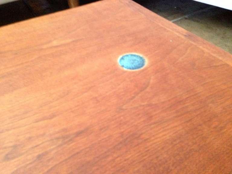 Mid-20th Century Dunbar Natzler Coffee Table For Sale