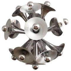 Italian Space Age Dandelion Sputnik