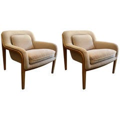 Pair of Knoll Lounge Chairs