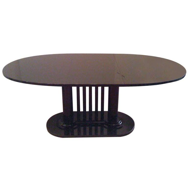 Stendig Bruno Paul Bauhaus Dining Table 1