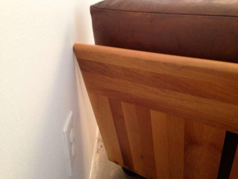 Pair of Mario Bellini Pianura Lounge Chairs 6