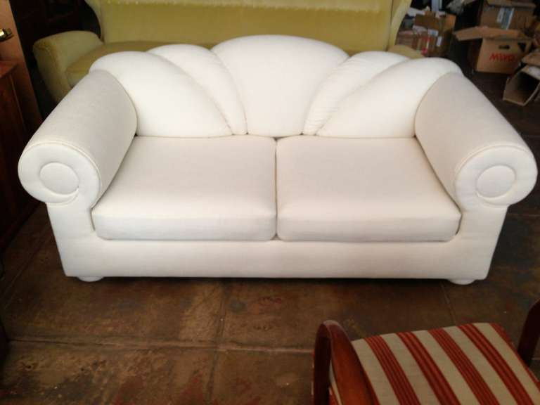 80s high style roche bobois sofa at 1stdibs for 80s furniture for sale