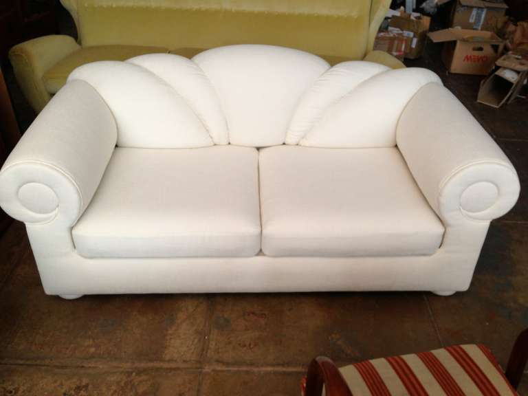 80s high style roche bobois sofa at 1stdibs for 80s furniture