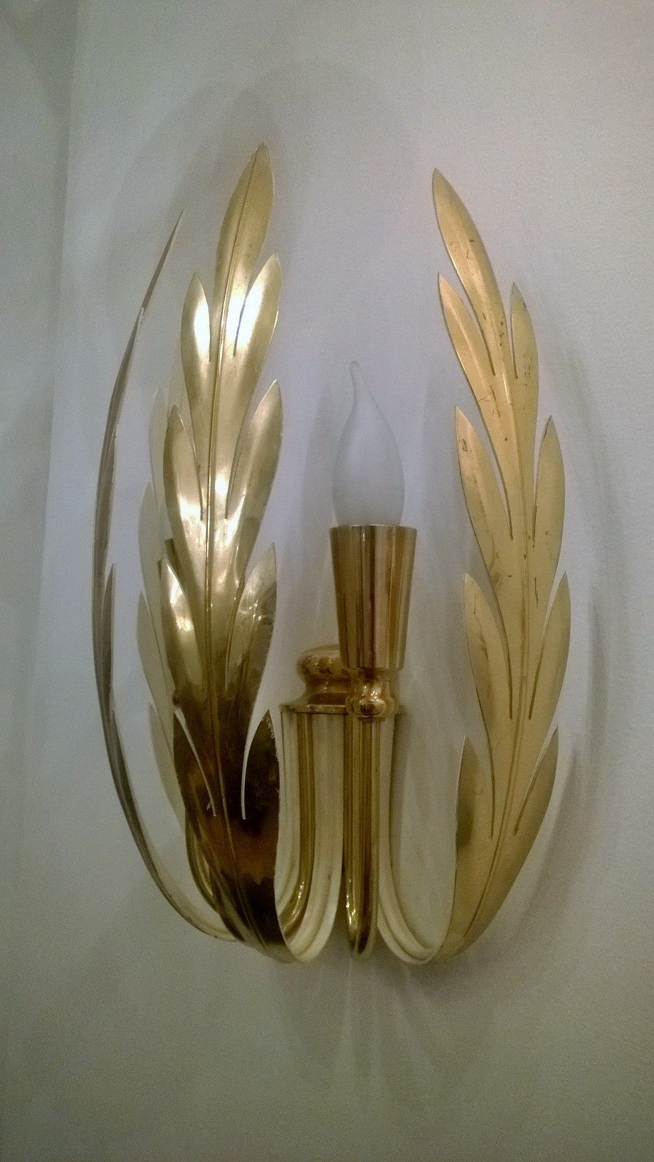 Pair of Austrian 1960s Sconces 3