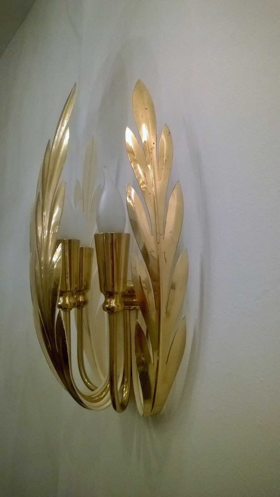 Pair of Austrian 1960s Sconces 4