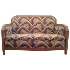 Austrian Cubist Sofa
