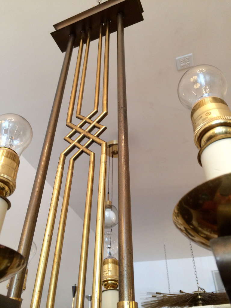 French 1940s Chandelier For Sale At 1stdibs