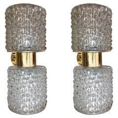 "Dutch ""High Style"" 1970s Sconce."