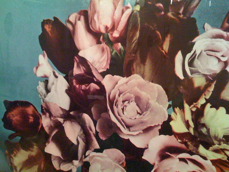 Francesco Scavullo, Flower Arrangement, Serigraph 2