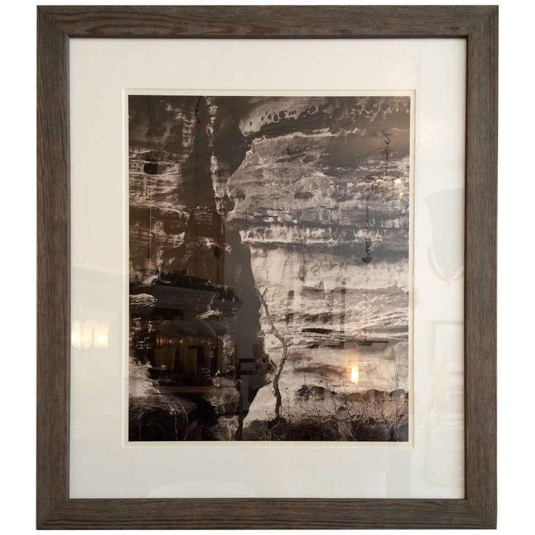 "Chuck Henningsen, ""Rockwall Zion National Park, Utah"" Framed Print"