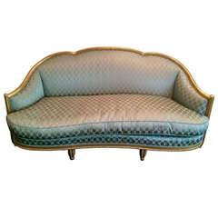 French Art Deco Sofa