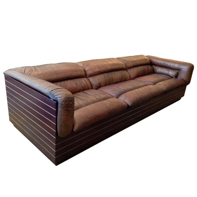 80s saporiti italian leather sofa for 80s furniture