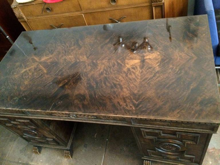 Axel Hjorth Desk In Excellent Condition For Sale In New York, NY