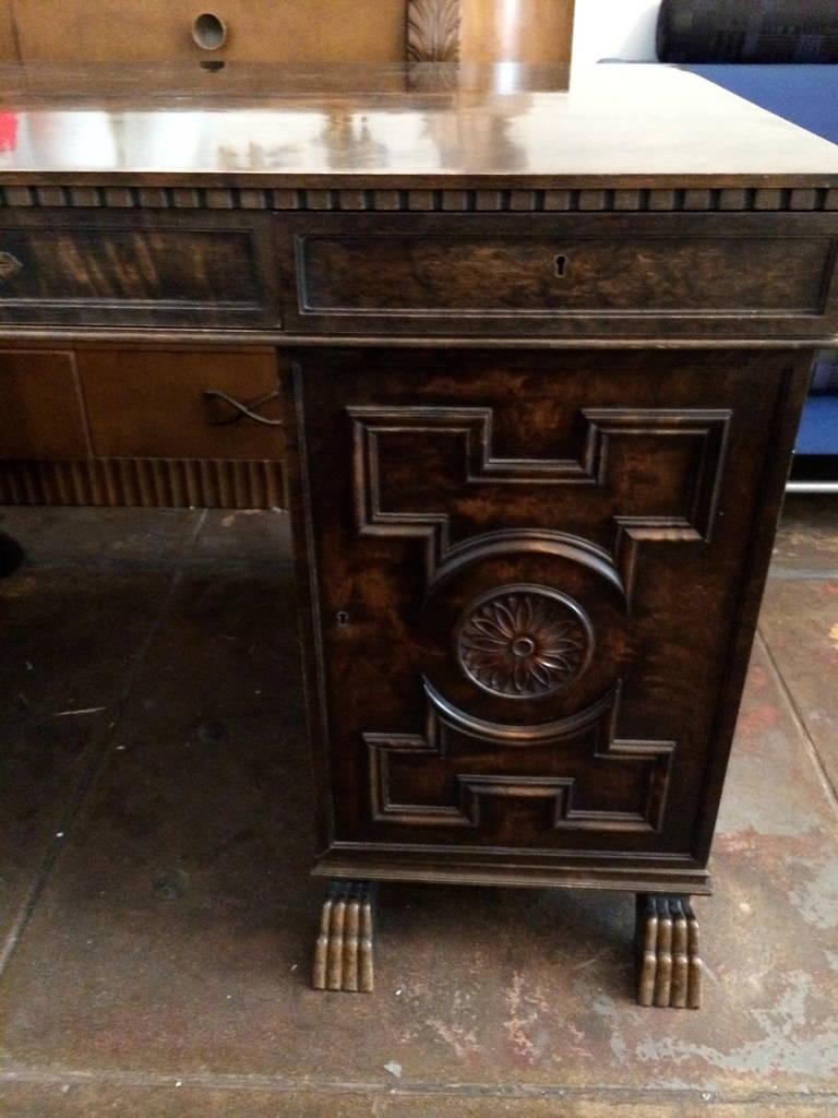 Swedish Axel Hjorth Desk For Sale