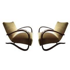 "Thonet ""Halabala"" Chairs"