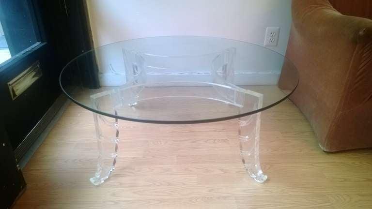 Lorin Jackson for Grosfeld House Cocktail Table For Sale 3