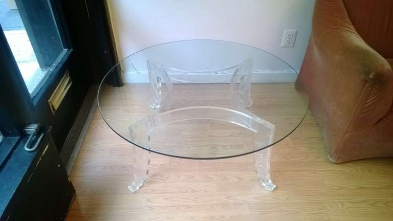 Lorin Jackson for Grosfeld House Cocktail Table For Sale 2
