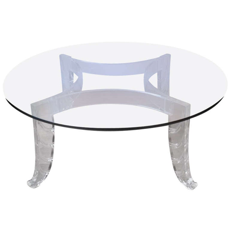 Lorin Jackson for Grosfeld House Cocktail Table For Sale