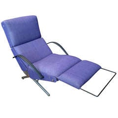 Osvaldo Borsani P40 Lounge Chair
