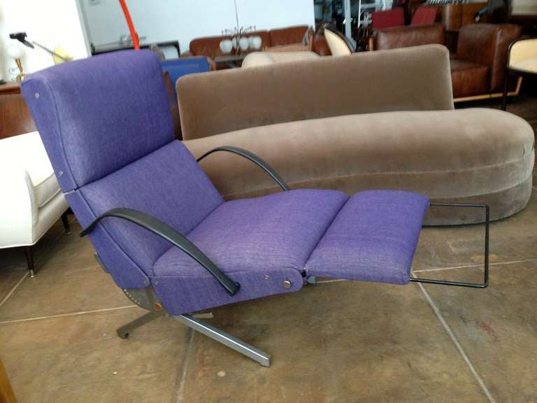 Osvaldo Borsani P40 Lounge Chair 9