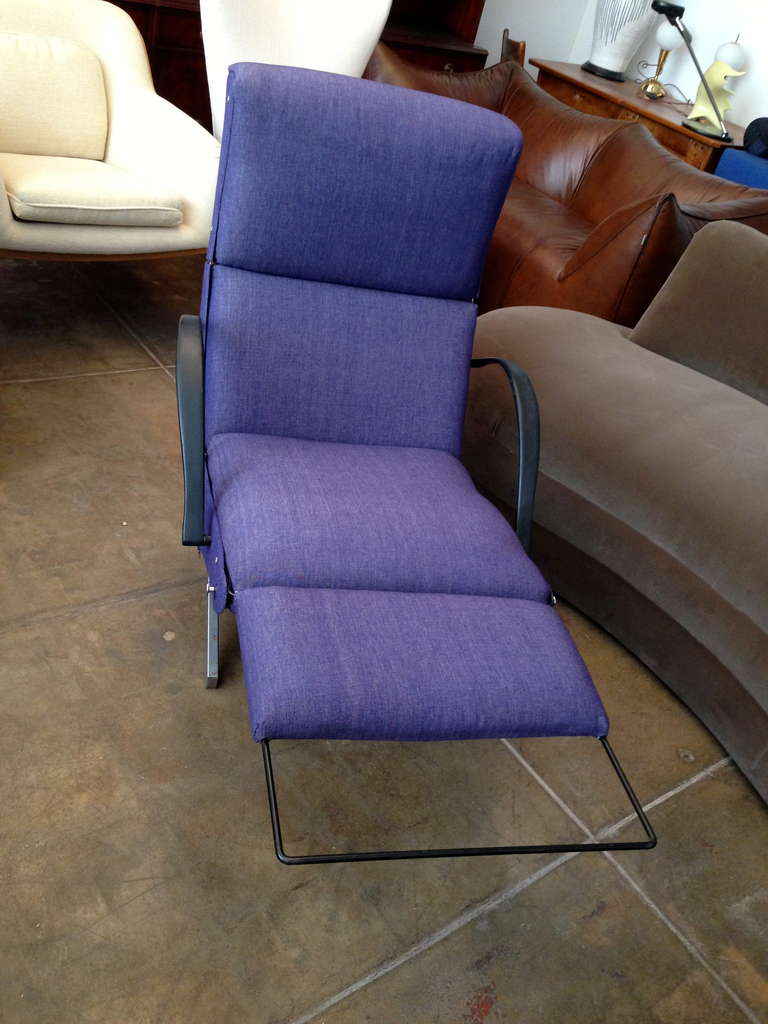 Osvaldo Borsani P40 Lounge Chair 3