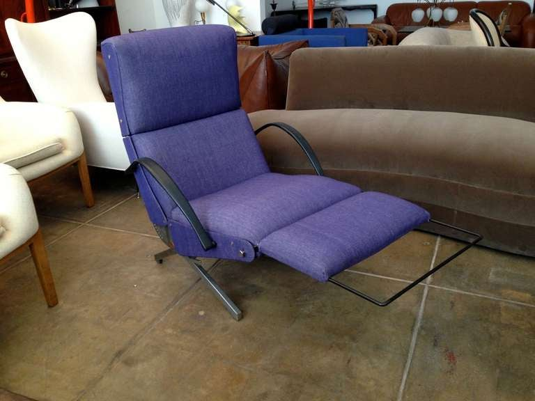 Osvaldo Borsani P40 Lounge Chair 7
