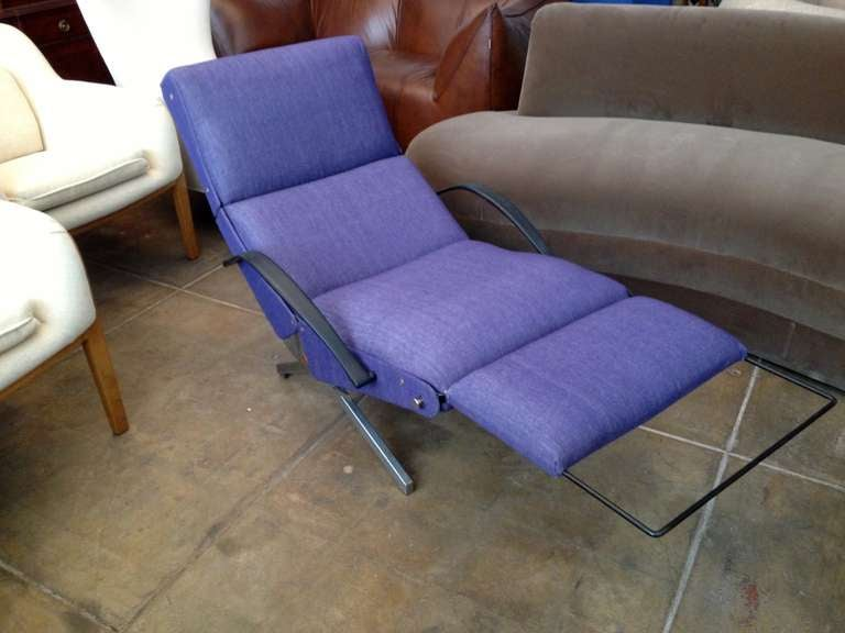 Osvaldo Borsani P40 Lounge Chair 6