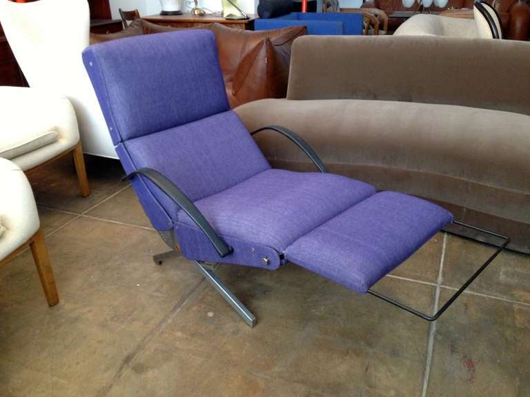 Osvaldo Borsani P40 Lounge Chair 2