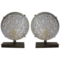 Pair of Italian 1960s Wall Lights