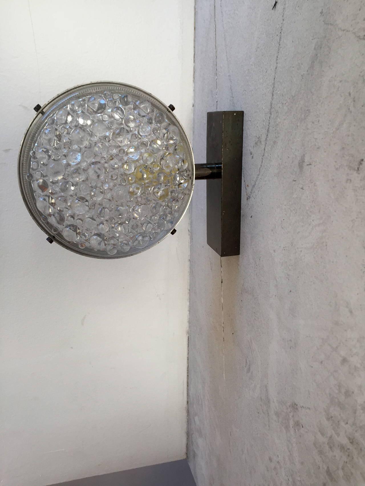 Pair of Italian 1960s Wall Lights 2