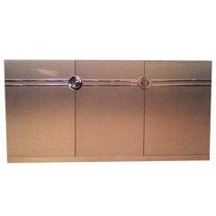 Large Pierre Cardin Bar Cabinet