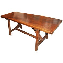 18th Century Italian Refectory Table