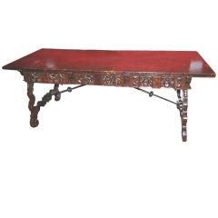 17thc. Iberian Desk