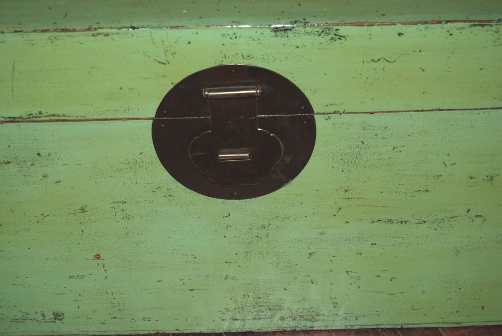 19th Century Chinese Storage Trunk For Sale 1