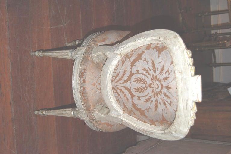 Beautiful Set of 8 19thc. Italian Chairs 4