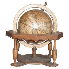 19th c. Celestial Globe