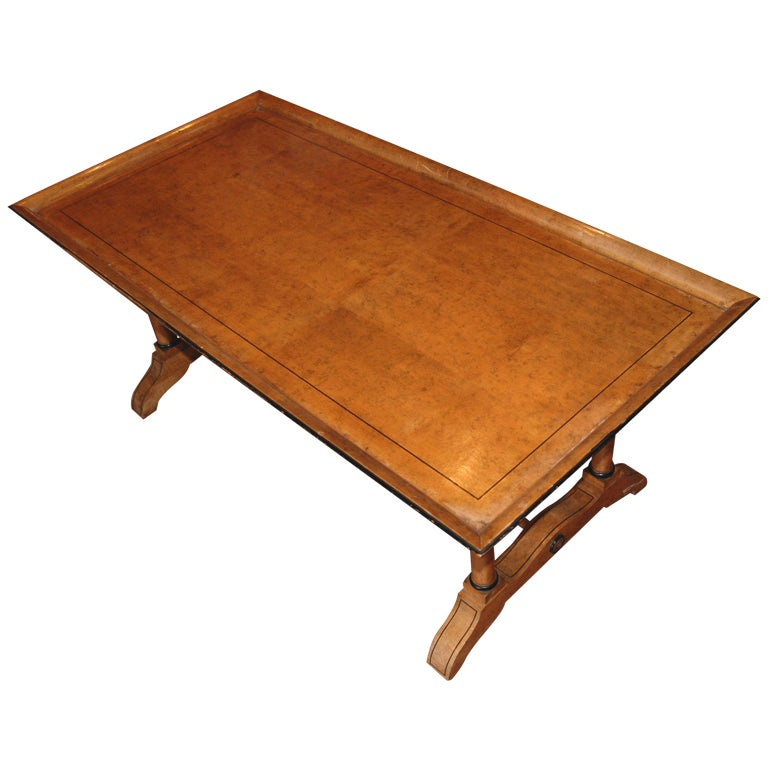 Belle Epoch Biedermeier Low Table