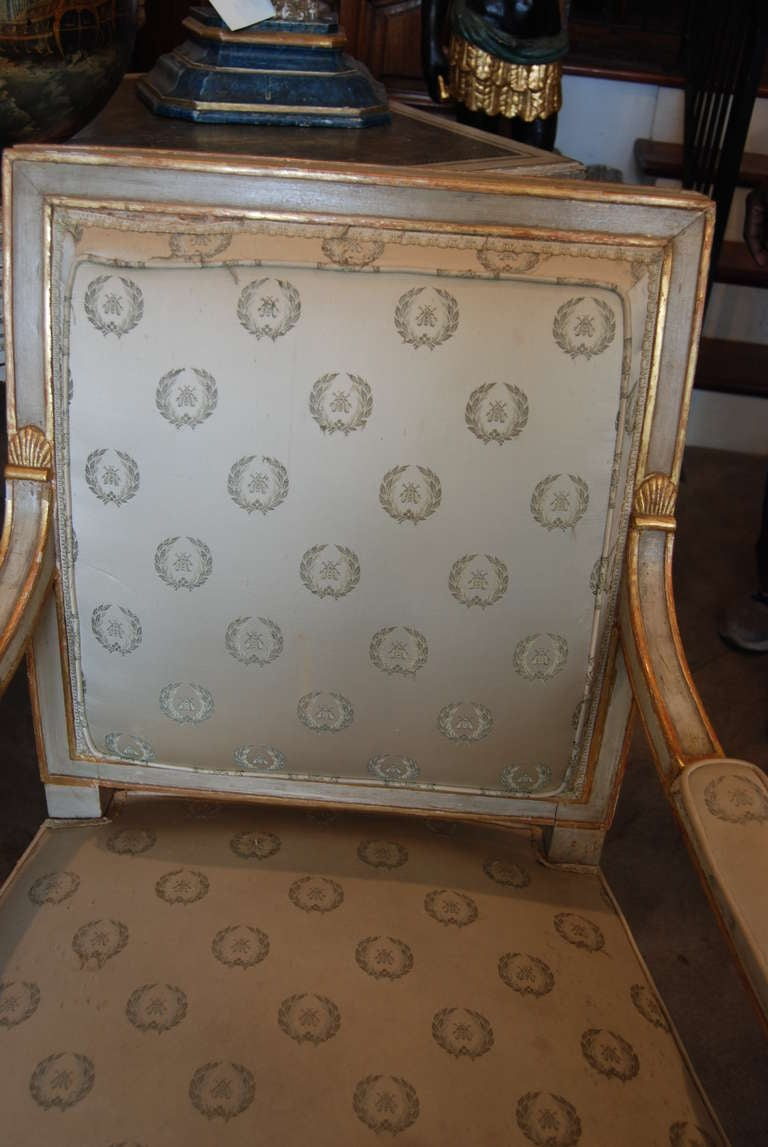 Period Louis XVI Armchair For Sale 1