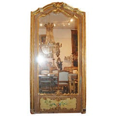 19th Century Venetian Mirrored Door
