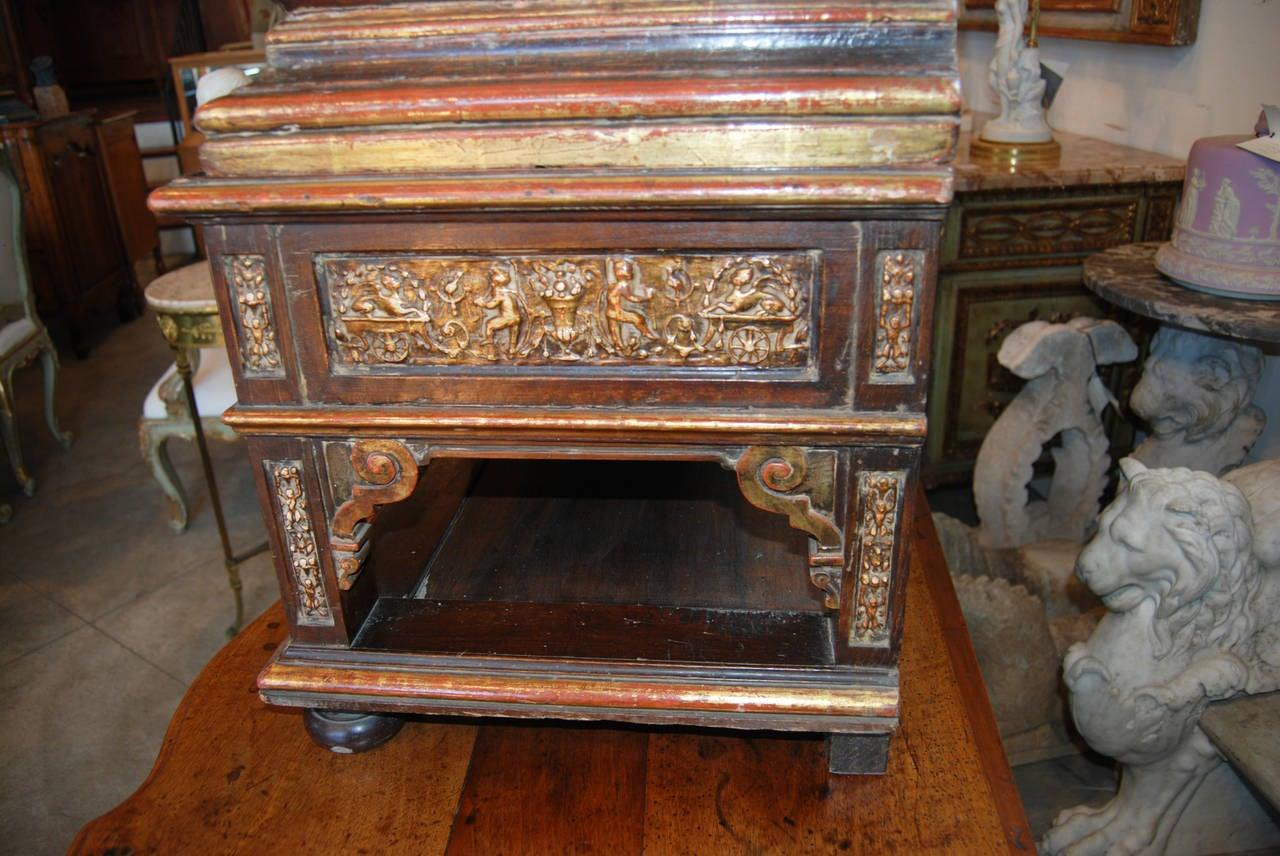 Royal Venetian 18th Century Trousseau Cassone For Sale 1