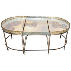 Belle Epoch Surtout De Table Coffee Table